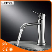 Chrom Finished Single Lever Basin Mixer