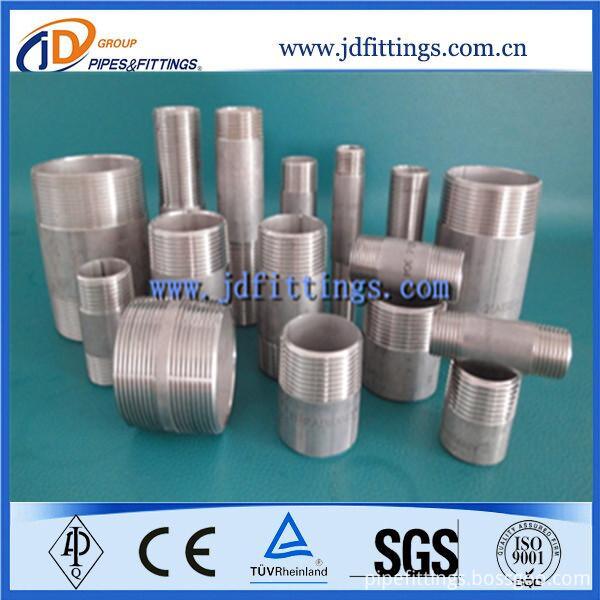 stainless steel pipe nipple01