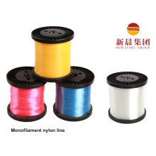 Mutilcolor 500 Meters Per Spool Strong Nylon Filament