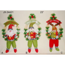 Diverso cor festivo xmas requintado natal papai noel