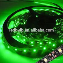 24W haute puissance DC12 / 24V 300SMD 3528 lampe à bande flexible