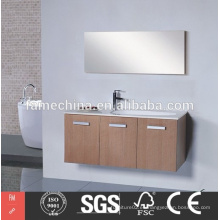 La fábrica de China proporciona directamente el gabinete del diseño de Europa en cuarto de baño