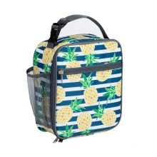 Beautiful oxford business can thermal insulation cooler box kids lunch bag for meat