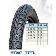 Motorrad-Reifen 2.50-17 2,75-17 3.00 3.00-17-18