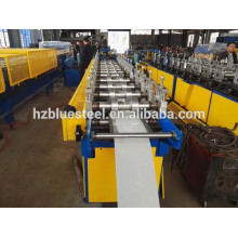 Prateleira de parede de gesso de qualidade e trilho de metal galvanizado Truss de aço Light Steel Keel Cold Roll formando máquina