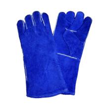 Kuh Split Welding Handschuh, Full Liner Leahter Handschuh