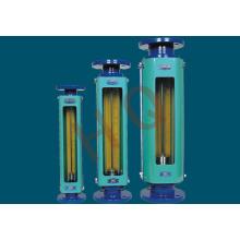 Medidor de flujo de agua / rotámetro de agua de alta duración Chunke