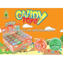 2013 Горячие YOYO точилка игрушки конфеты