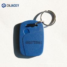 Гуанчжоу Шанхай RFID Брелок 125 кГц 13.56 МГц / Водонепроницаемый контроля доступа Ключевые теги для общественного транспорта