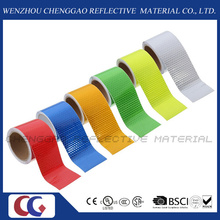Free Sample PVC Honeycomb Reflective Tape for Traffic (C3500-OX)