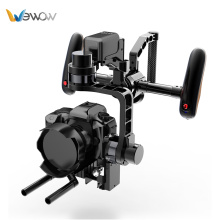 Wewow Hot selling 3-axel dslr stabilisator