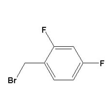 2, 4-difluorobenzil brometo N ° CAS 23915-07-3