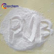 Resina PVB de la resina del vinilo del sobule del alcohol para las tintas que imprimen la capa