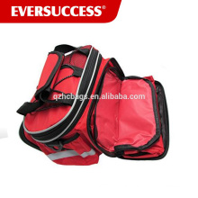 Bike Rear Bag thicker rack straps Lengthened Shoulder Strap waterproof Nylon Bicycle Seat Trunk Bag with Raincoat