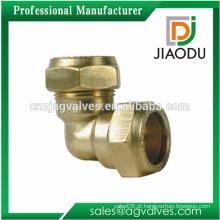 Durable profissional preço de fábrica de cobre fácil instalação pn16 2 4 5 1 2 polegadas de cobre e latão compress conexão acessórios