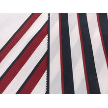 100% Cotton Stretch Plain Pigment Printed Fabric