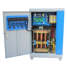 Gute Qualität SBW100KVA Atomatic Kompensierte Leistung Hochleistungs-Spannungsstabilisator Regler Generator Preis