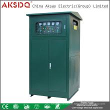 2016 New Type Industrie Trois phases 50Hz 380V SBW Compensation automatique Alimentation Tension Stabilisateur de tension WenZhou Chine