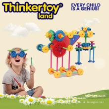 Brinquedo educacional pré-escolar avançado para o desenvolvimento da criança