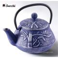 Vente en gros de théière chinoise en fonte de 800 ml
