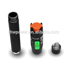 Chinses supplier 30 MW 50g Fiber Optic Visual Fault Locator,optical fiber cable fault locator,pen-type visual fault locator