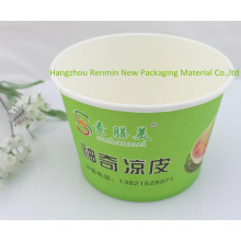 Heißer Verkaufs-Nahrungsmittelgroßer Papiernahrungsmittelbehälter