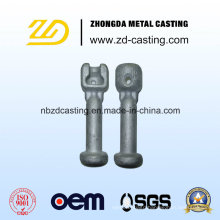 High Quality Electric Plant Castings with Alloy by Stamping