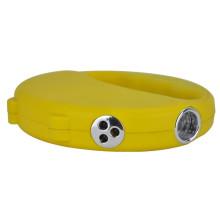 LED gelbe Taschenlampe LED Handlampe