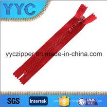 Yyc Neuer Entwurfs-Plastikreißverschluss-dekorativer Reißverschluss für Verkäufe