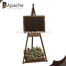 2015 new style antique Poster Stand for boutique