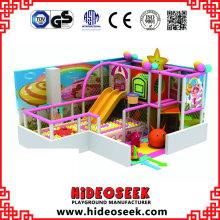 Kleine billige Indoor-Spielplatzgeräte