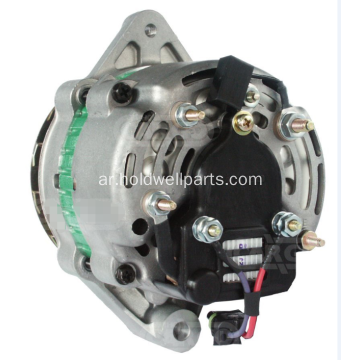Diesel Alternator 6661611 for Bobcat Loaders 443