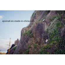 Rockfall Netting/Active Slope Protection System
