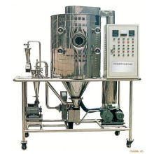 Secadora de aerosol serie ZPG 2017 para extracto de medicina tradicional china, transportador de tornillo sin fin SS, mecanismo líquido de secador de lecho fluidizado