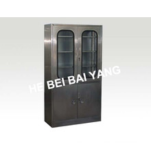 (C-4) Четырехкамерный шкаф из нержавеющей стали