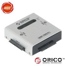 """ORICO 2012SUS3-C 2.5 """"3.5"""" 5.25 """"Disque dur SATA Disque dur Disque dur Boîtier USB 3.0 e-SATAHDD duplicateur"""