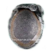 Forte amarração, sem derramamento, unidades finas de cabelo mono