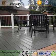 Wood-plastic composite outdoor balcony wood floor decking