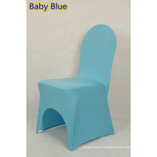 chair covers for weddings,lycra chair cover,fit all banquet chairs,high quality,baby blue