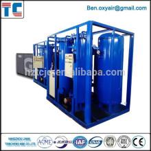Sistema de PSA de terapia de oxígeno industrial y médico China
