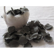 Unique Grey Color Artificial Flower Petals