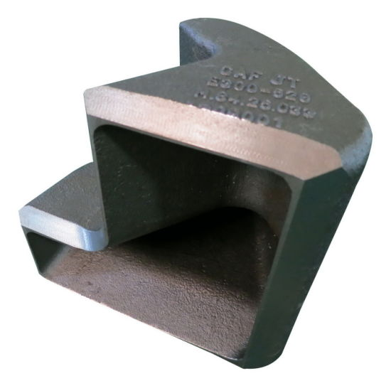 Precision Casting Of Railway Parts