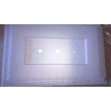 Plafonnier carré 144W LED
