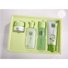 Bandeja plástica da embalagem da bolha do ANIMAL DE ESTIMAÇÃO para cosméticos (caixa da bolha do PVC)