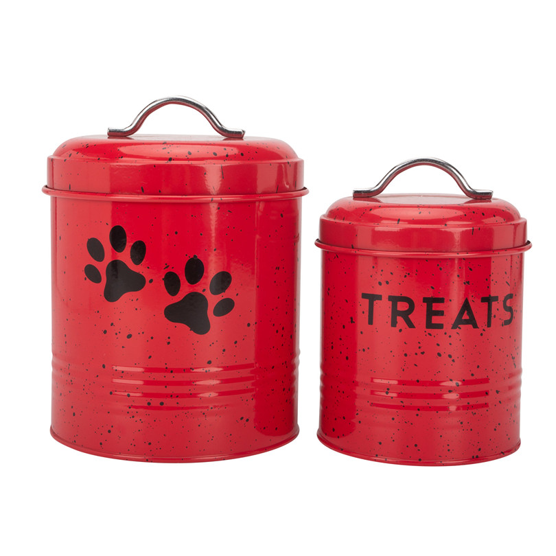 Pet Food Container Set