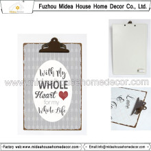 Fabriqué en Chine Hot Sale Clipboard populaire