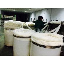 Las tapas de la cachemira de white100% natural de China