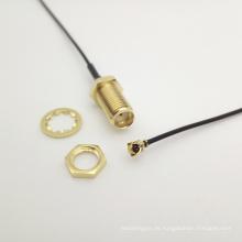 IPEX U.FL ZU SMA Weiblichen RF Pigtail Jumper Kabel Montage 130mm lang
