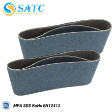 Wholesale zirconium Alumina sanding belt for wood&metal