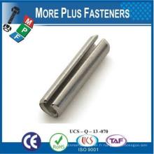 Fabriqué à Taiwan 5mm en acier inoxydable à fente à ressorts pinces de tension